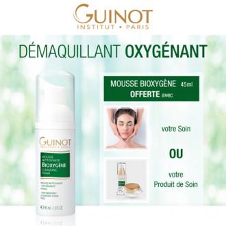 Offre Beauté : Démaquillant Oxygénant
