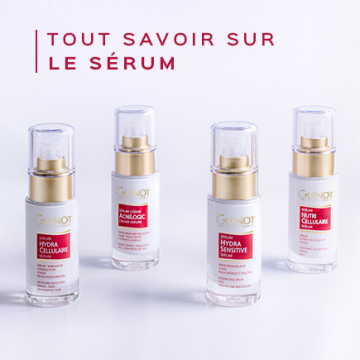 Le sérum, l'indispensable de la routine beauté ?